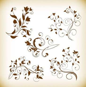 Free decorative swirl clipart free vector download (30,682.