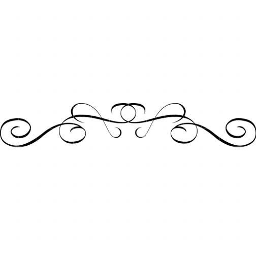 decoration clipart decorative swirl #md.