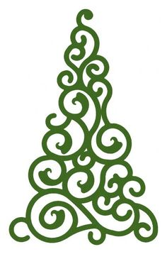 Free Christmas Swirl Cliparts, Download Free Clip Art, Free.