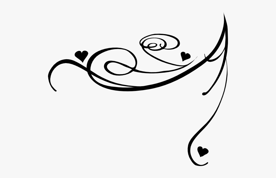 Swirly Lines Clipart #665872.