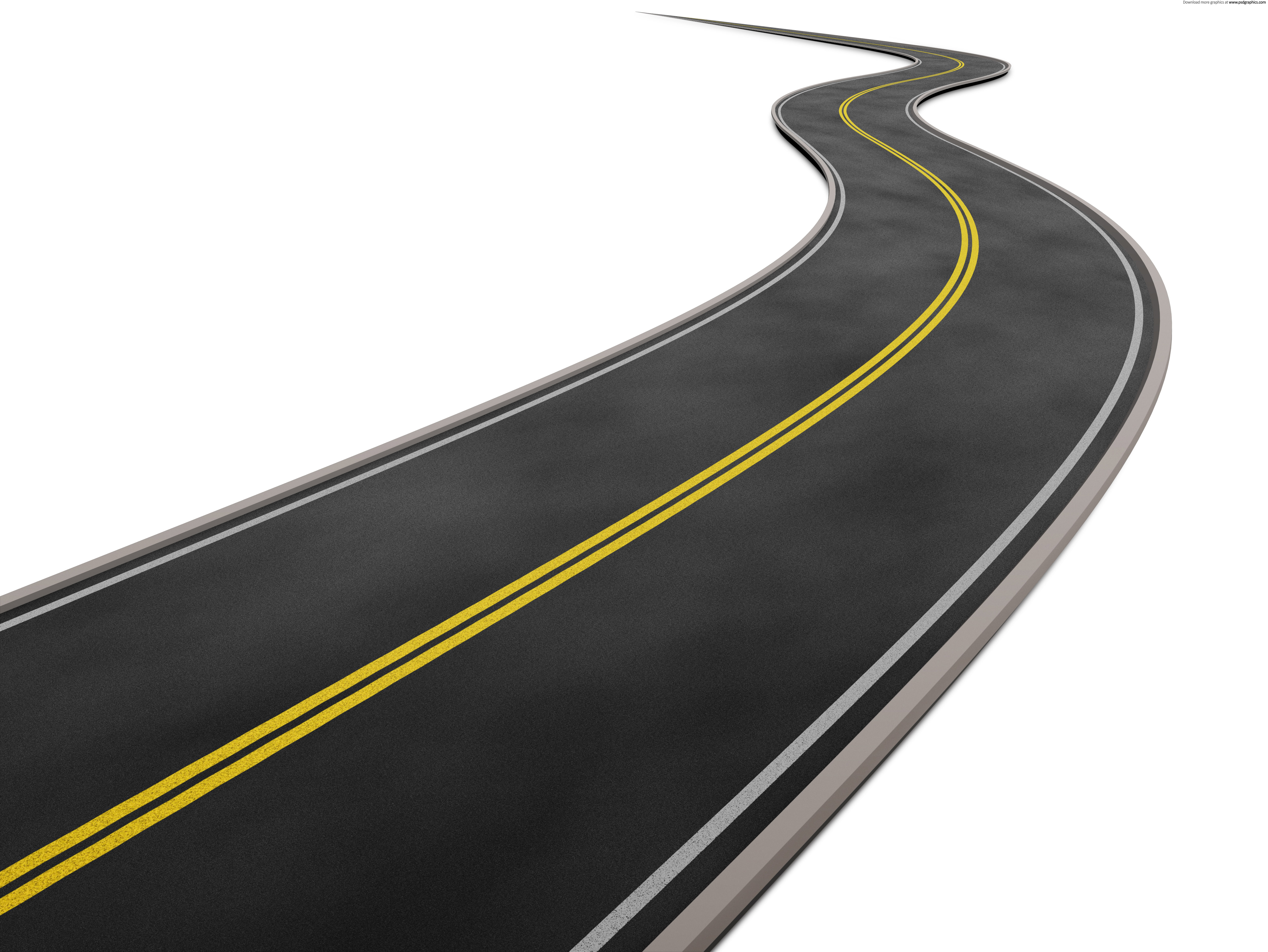 Free Curved Road Png, Download Free Clip Art, Free Clip Art.