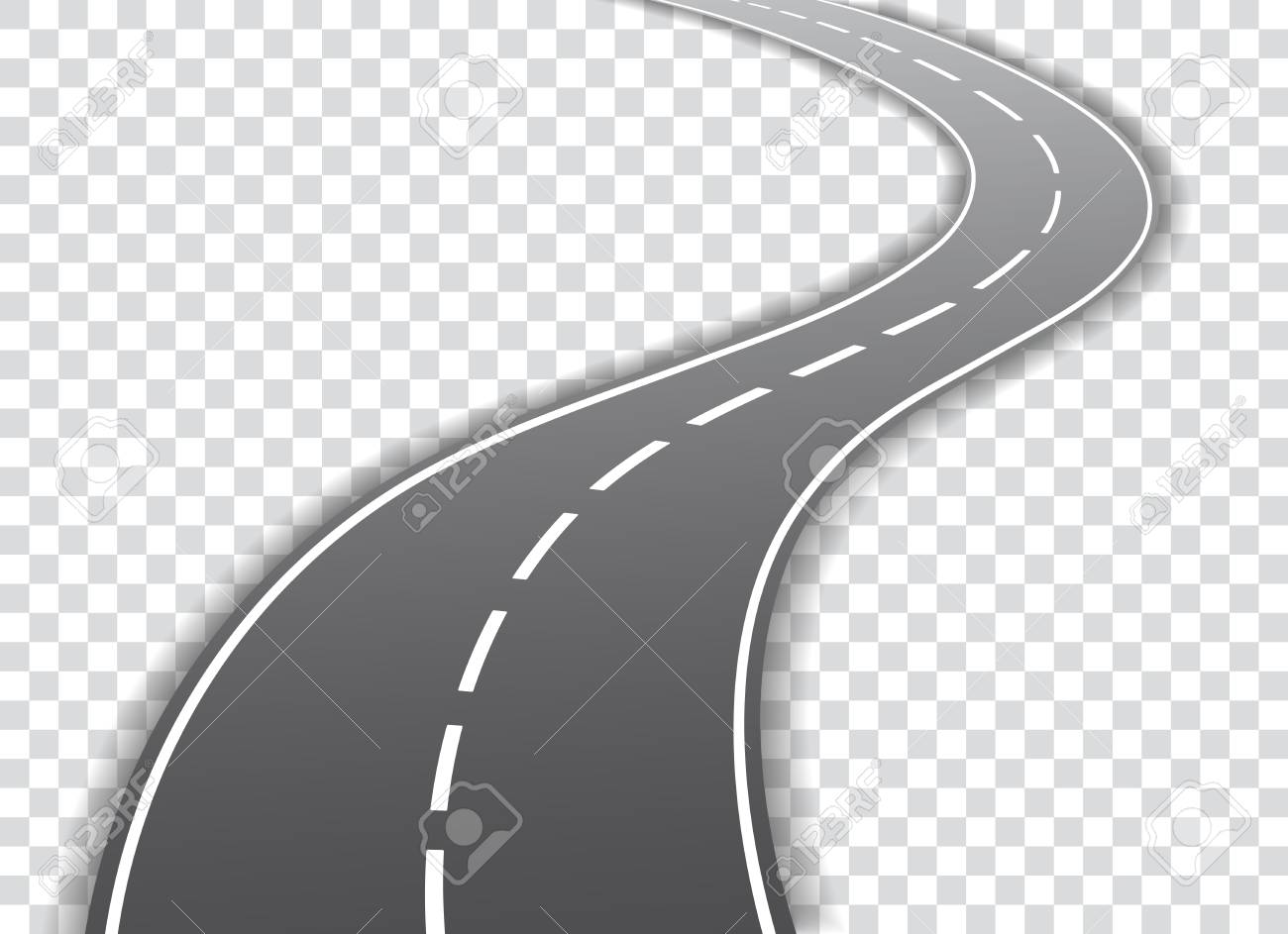 Road Clipart Background.