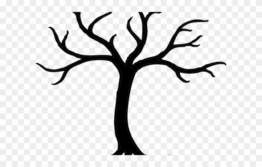 Branch Clipart Swirly Tree.