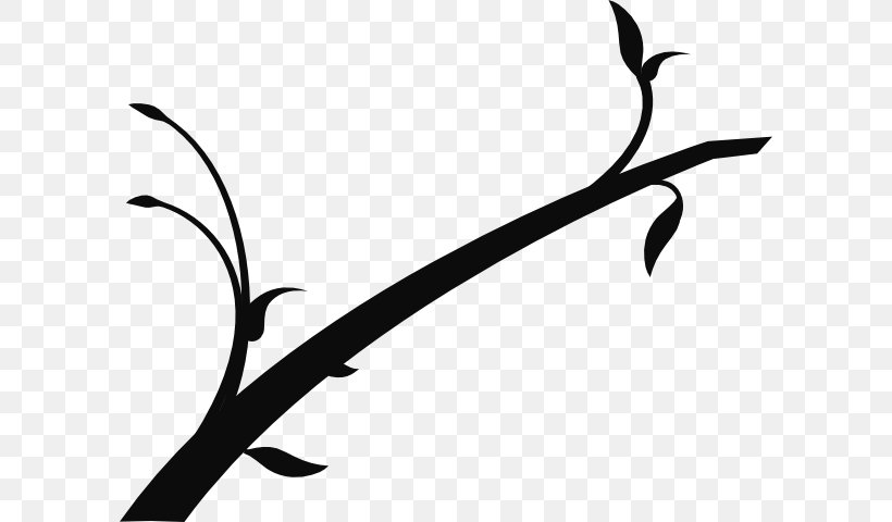 Branch Tree Clip Art, PNG, 600x480px, Branch, Artwork, Black.