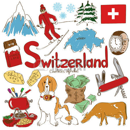 546 Swiss Alps Stock Vector Illustration And Royalty Free Swiss.
