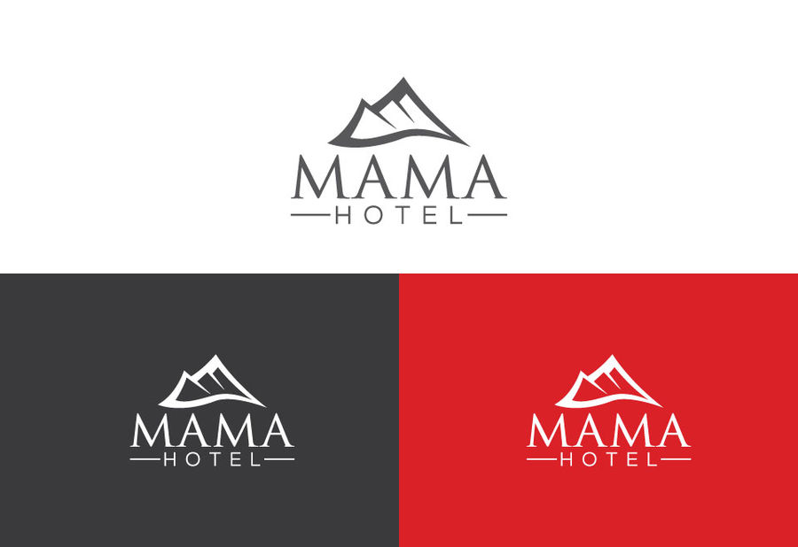 Entry #29 by mamun1412 for Create a logo for a new hotel in.