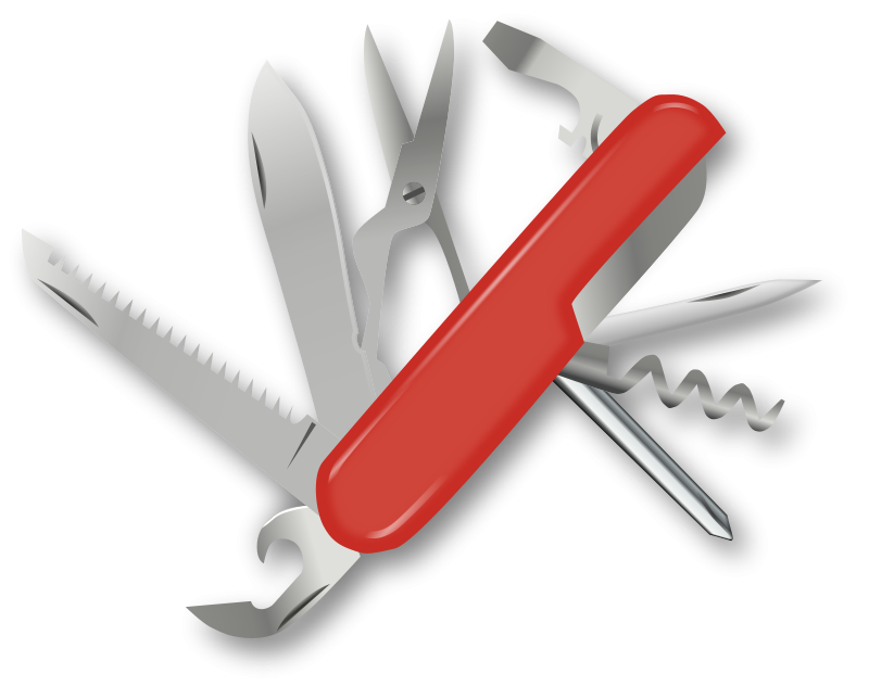 Swiss Army Knife Clip Art Download.