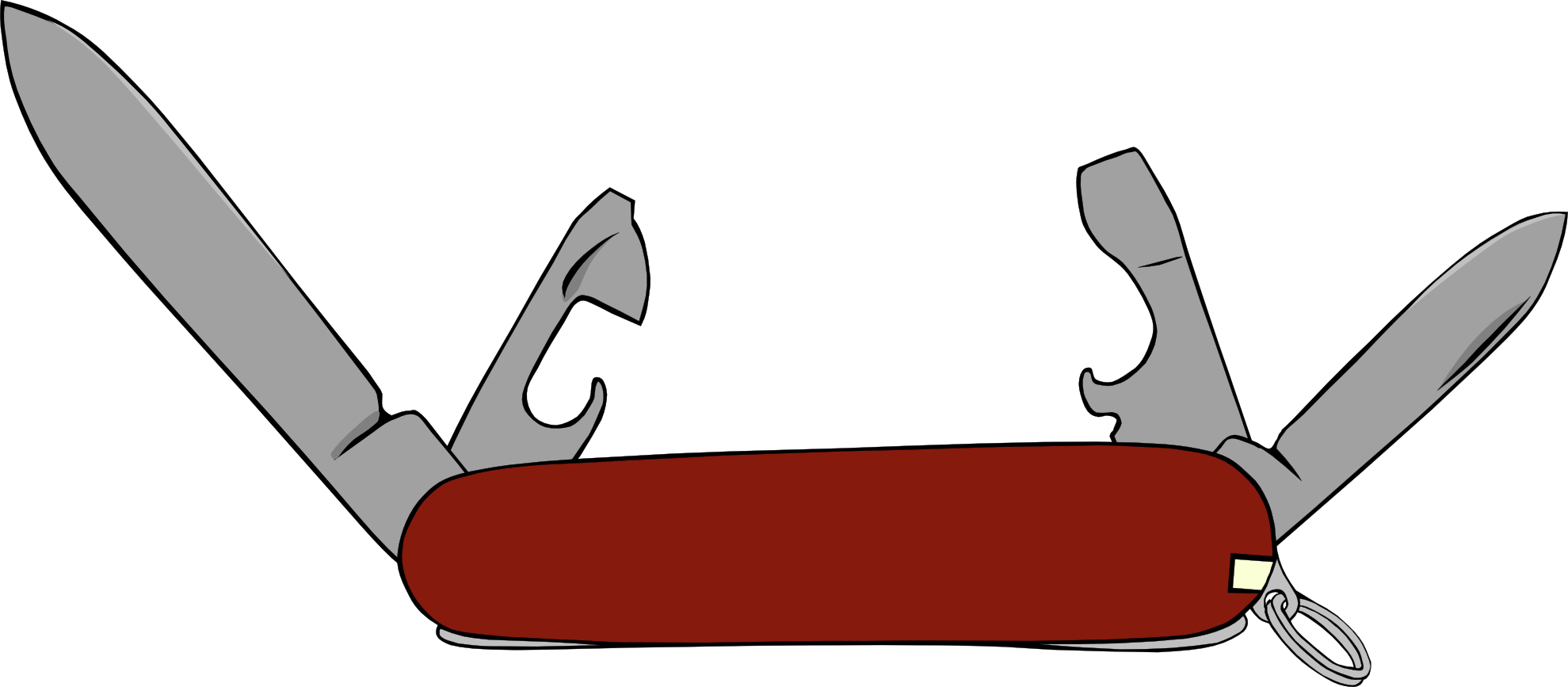 Swiss Army Knives Clipart Clipground