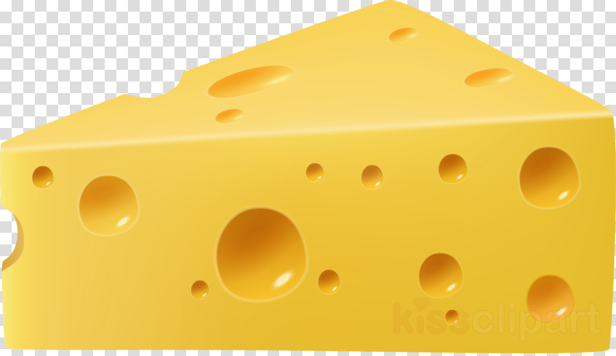 swiss cheese yellow cheese dairy processed cheese clipart.
