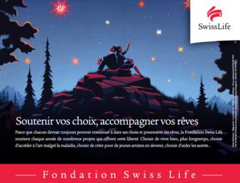 La Fondation Swiss Life réaffirme son positionnement et ses.