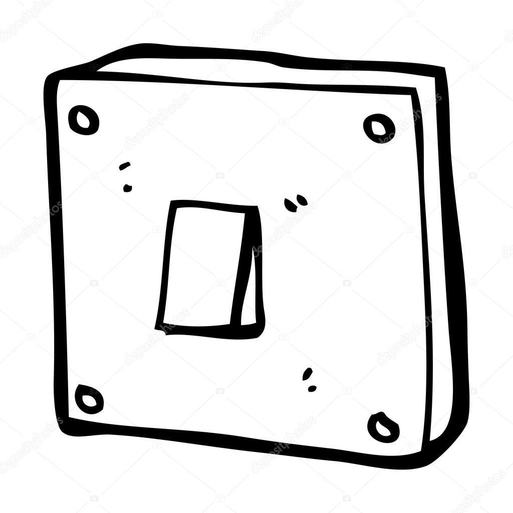 Switch clipart black and white 5 » Clipart Portal.
