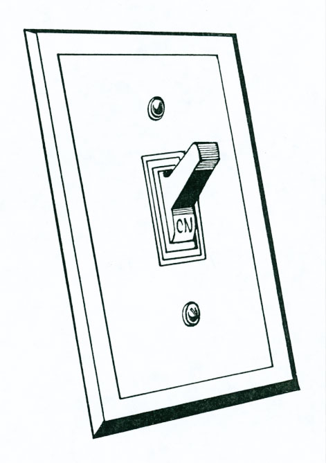 Light Switch Cliparts.