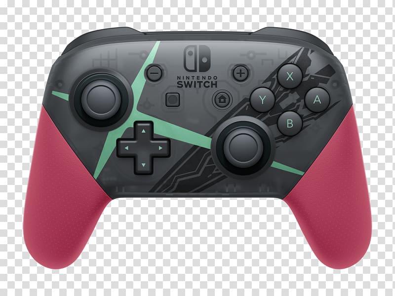 Nintendo Switch Pro Controller Xenoblade Chronicles 2 Game.