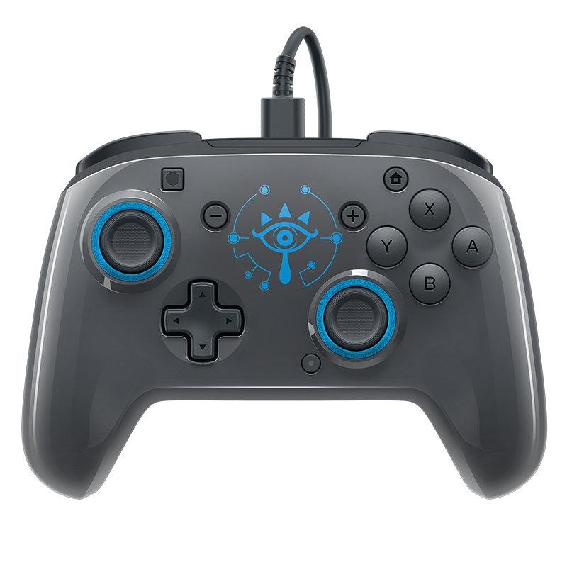 Faceoff Deluxe Wired Pro Controller.