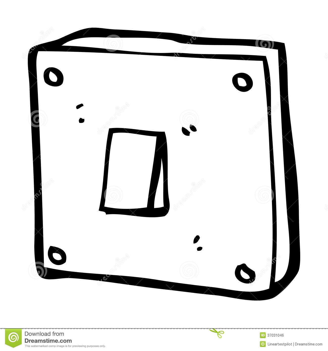 Showing post & media for Cartoon light switch clip art.