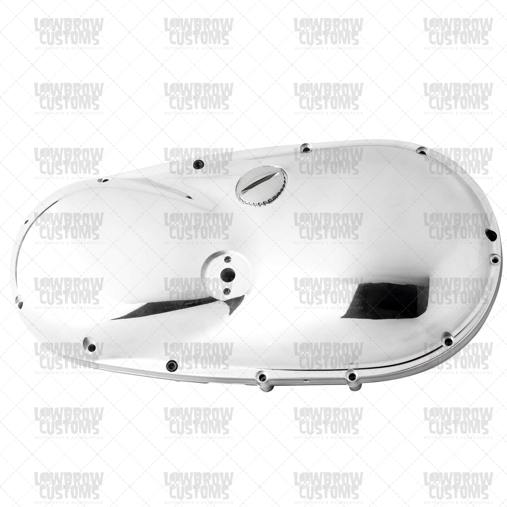 Inner and Outer Primary Cover Set for Swingarm Alternator Triumph.