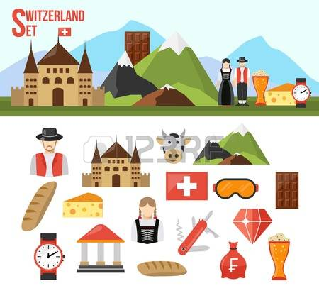 12,149 Switzerland Stock Illustrations, Cliparts And Royalty Free.