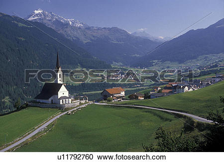 Stock Photography of Alps, Switzerland, Graubunden, Europe, Scenic.