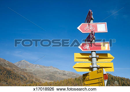 Stock Images of Switzerland, Canton Graubunden, Engadin, tourist.