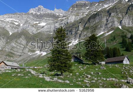 Wil Santis Switzerland Stock Photo 5162956 : Shutterstock.