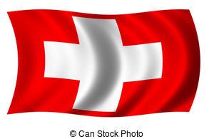 Switzerland waves clipart #1