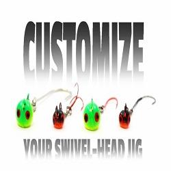 Customize Your Swivel.