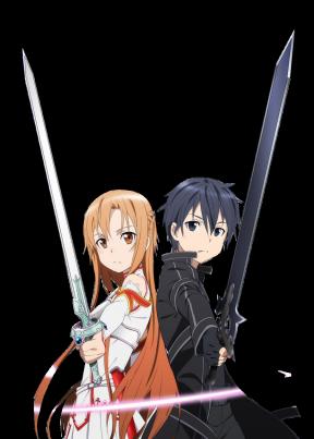 Sword Art Online Clipart.
