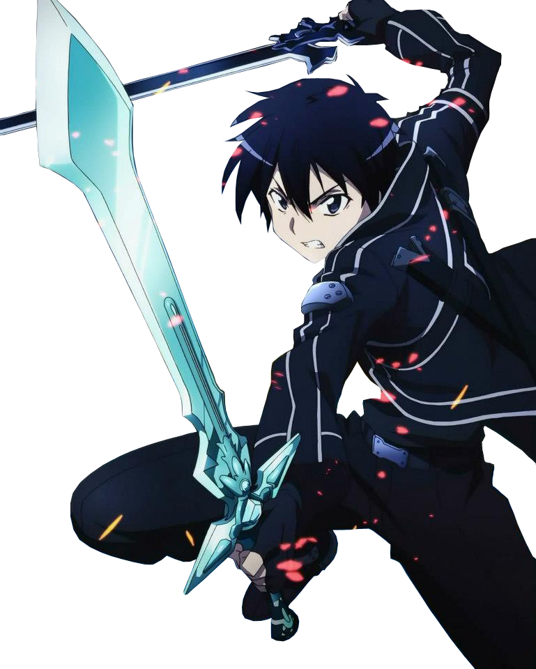 Sword Art Online Kirito Png , (+) Png Group.