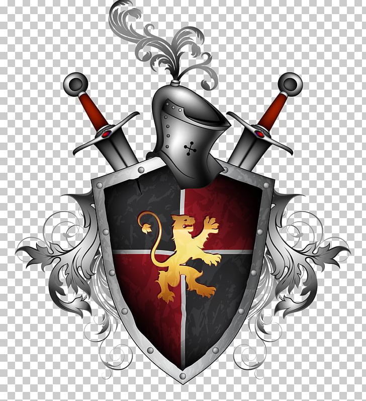 Sword Shield Illustration PNG, Clipart, Brand, Cartoon.