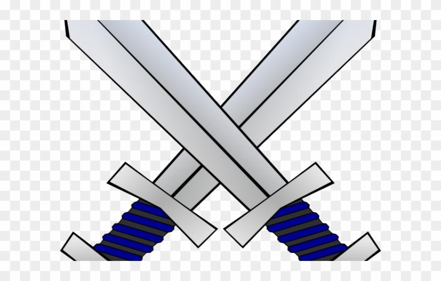 Gray Clipart Sword.