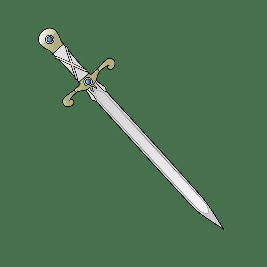 Sword clipart no background 7 » Clipart Portal.