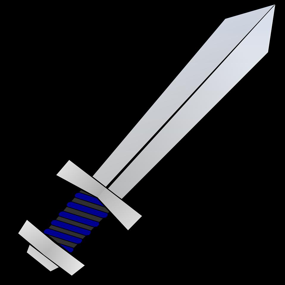 Sword Clipart Transparent Background.