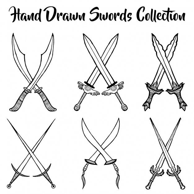 Sword Vectors, Photos and PSD files.