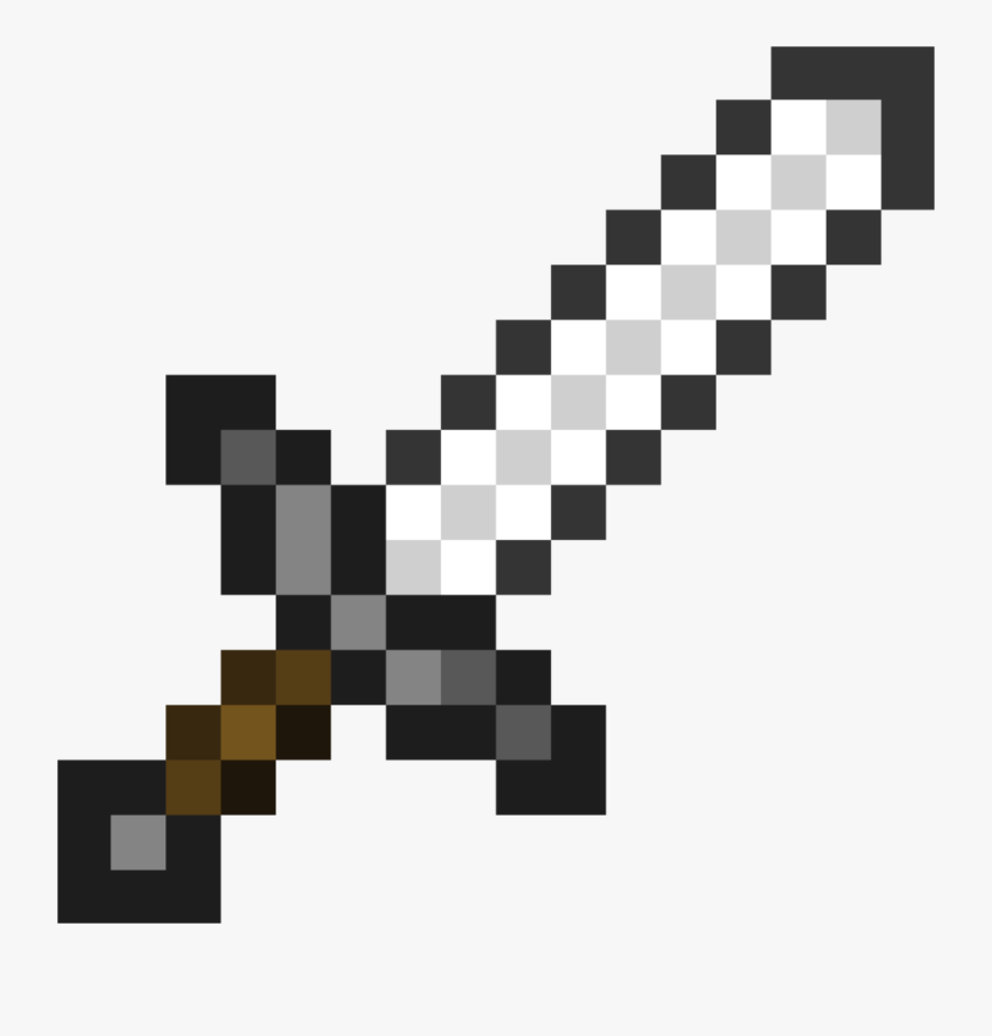 Minecraft Swords Png.