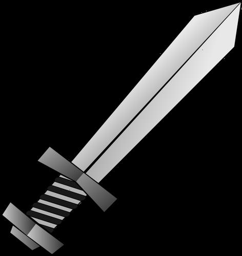 Gray sword.