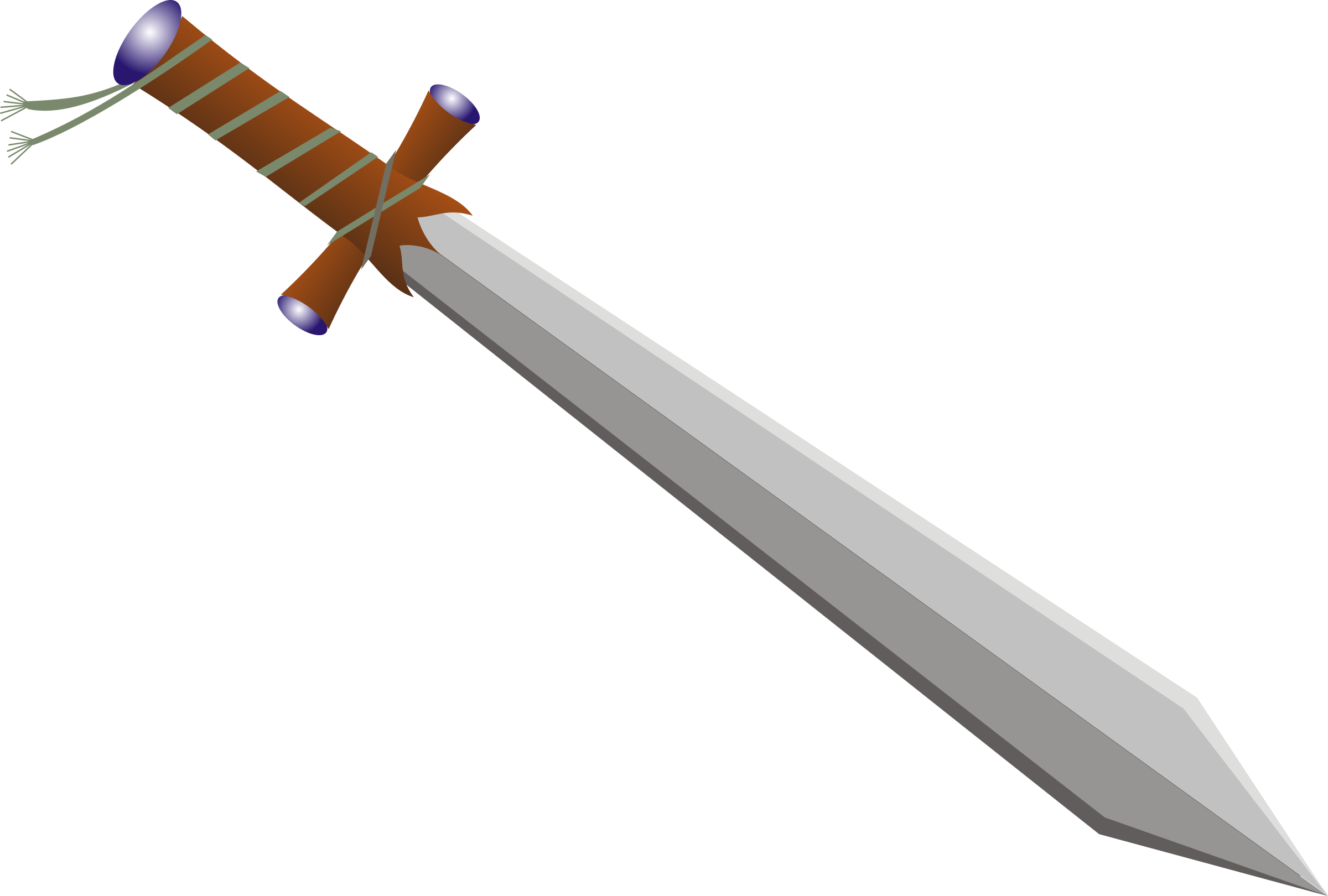 Sword Dagger Scabbard Openclipart Image.