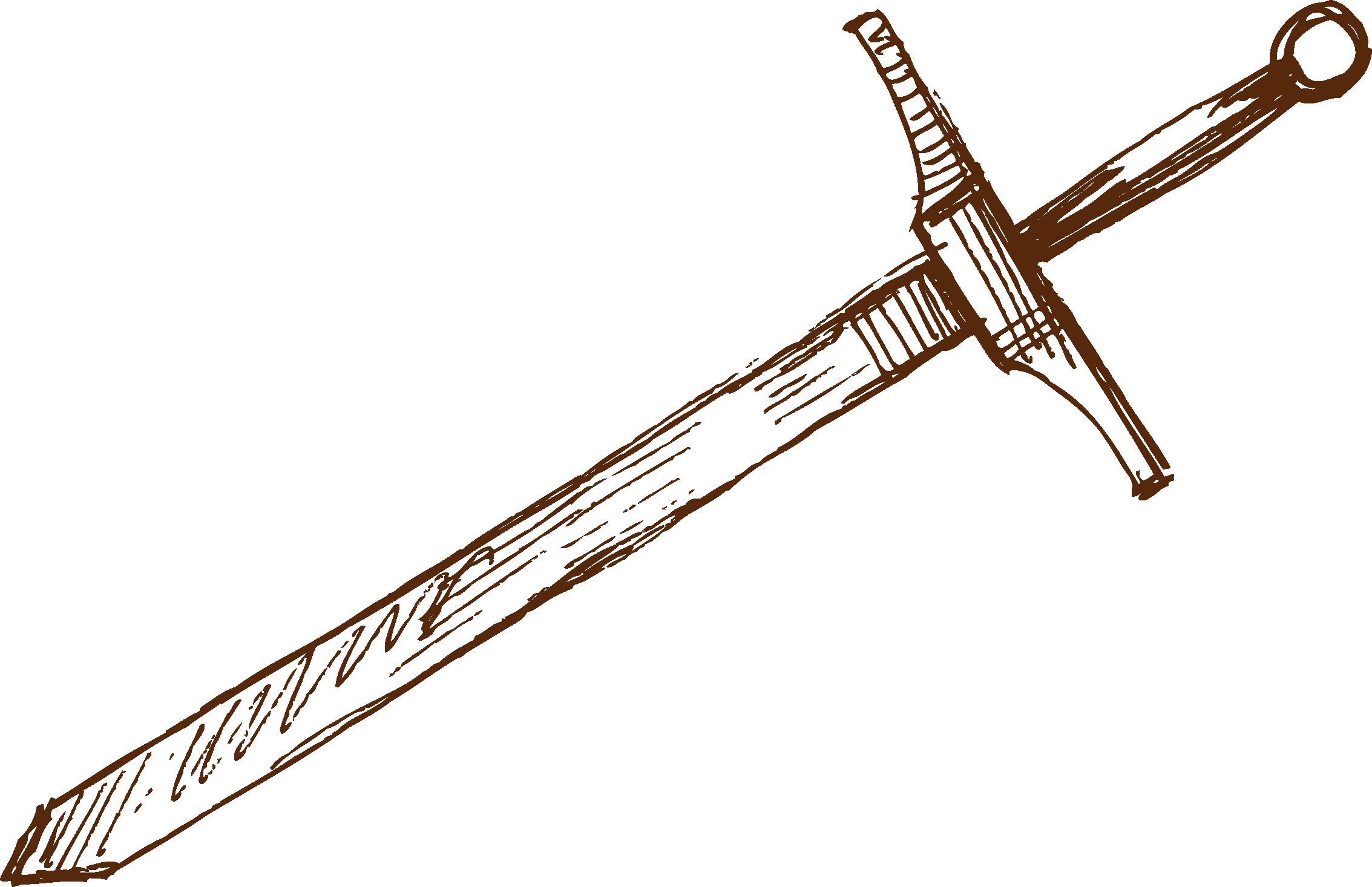 Suit of swords Clip art.