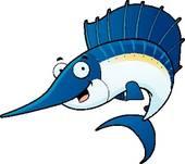 Swordfish Clipart.