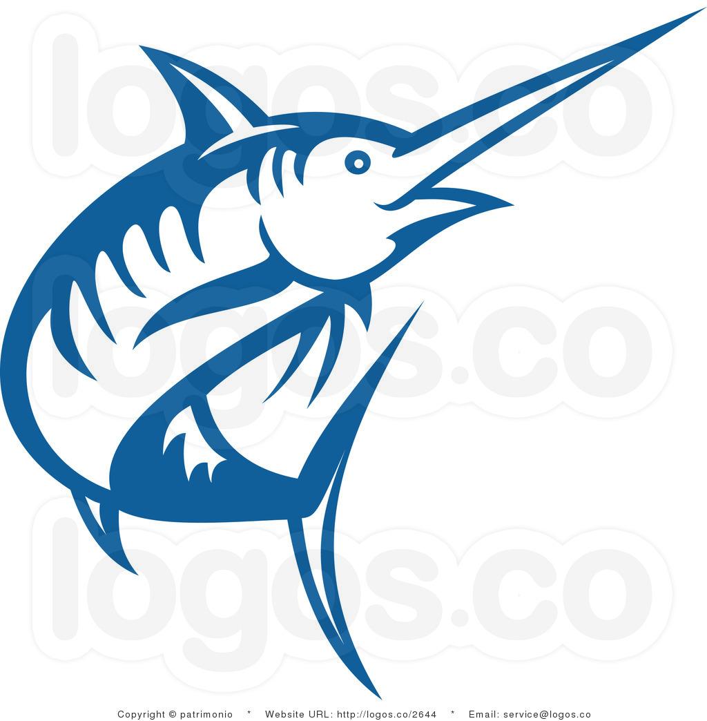 Swordfish Clipart #131.