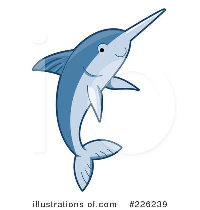 Swordfish Clipart #226239.