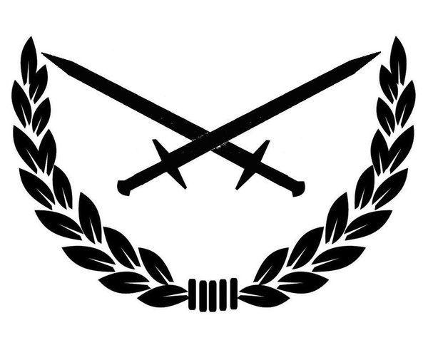 sword logo.