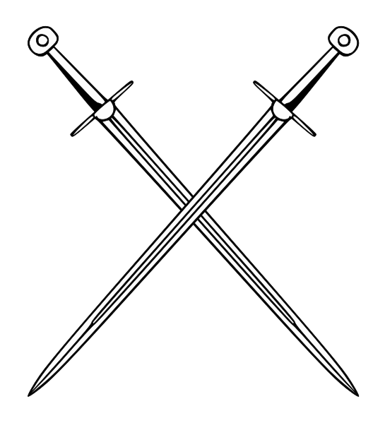 Crossed Swords PNG HD Transparent Crossed Swords HD.PNG.