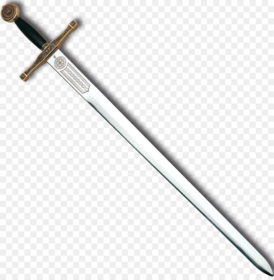 King Arthur Sword Knife Excalibur Weapon #40543.