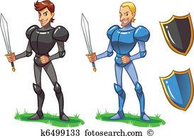 Swordsman Clip Art EPS Images. 664 swordsman clipart vector.