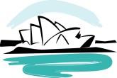 Sydney Clip Art and Menu Graphics.