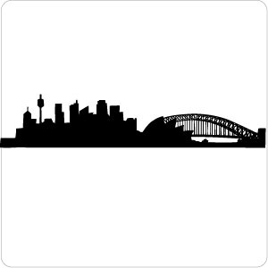 17 Best images about Silhouette Skyline Cake on Pinterest.