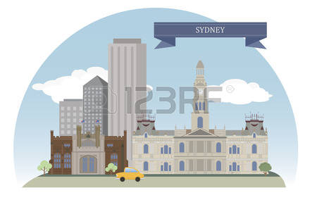 596 Sydney Tower Stock Vector Illustration And Royalty Free Sydney.