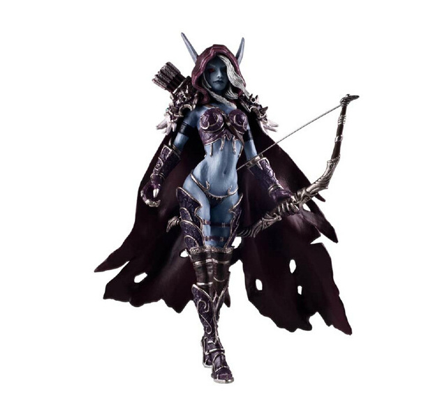 Aliexpress.com : Buy 2015 gift Sylvanas Windrunner from Reliable.