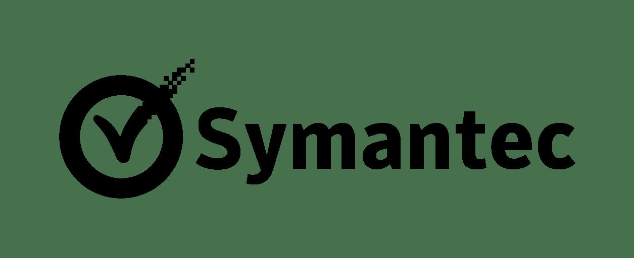 Symantec Logo transparent PNG.