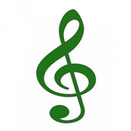 Free Clip Art Music Symbols.
